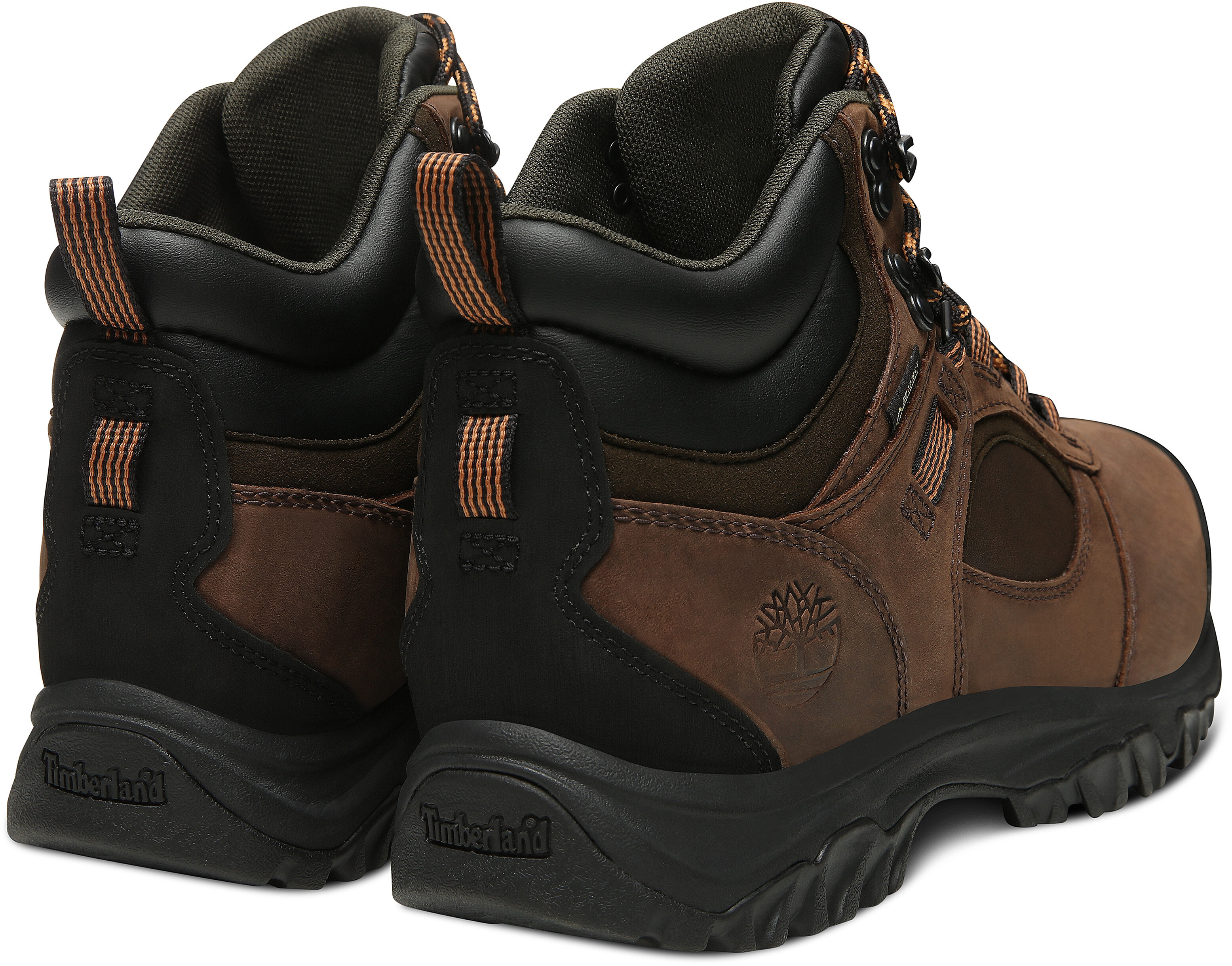 c3ff328254a Timberland Mt. Major Mid Leather GTX Schoenen Heren bruin l Outdoor ...